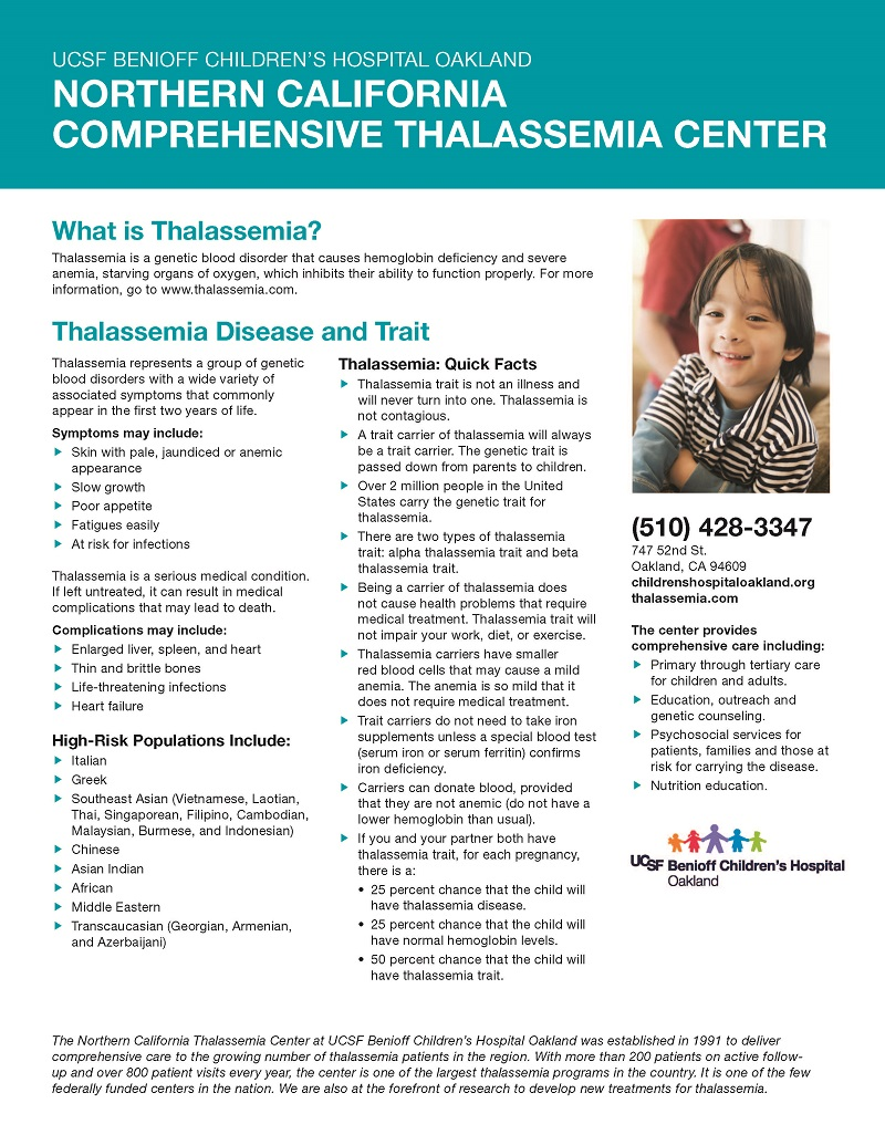thalassemia disorders What is beta thalassemia (minor and major) beta thalassemia is a group of genetic blood disorders that share in common the defective production of hemoglobin, similar to sickle cell.